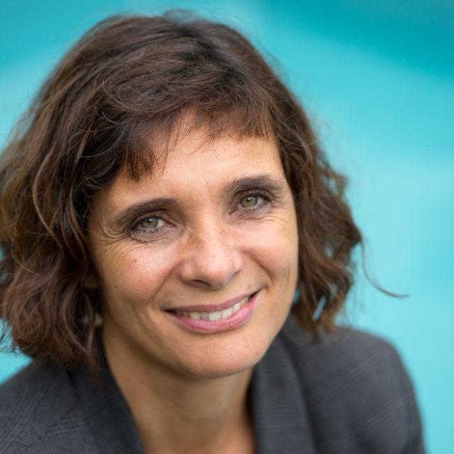 portrait Annie Frénot photographe