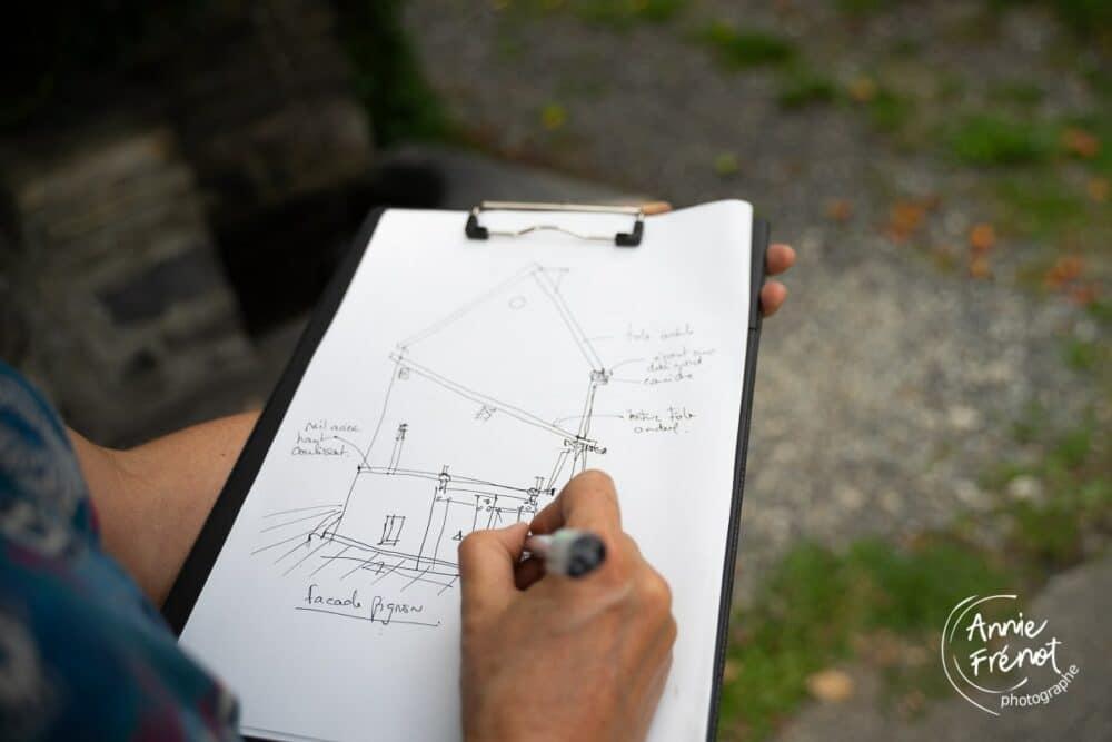 photographe portrait architecte